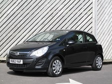 Vauxhall Corsa 1.3CDTi Exclusiv ecoFLEX Hatch over 65 mpg !!!
