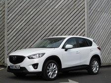 Mazda CX-5 2.2TD 2WD Sport Nav STATION WAGON - 30 A YEAR ROAD TAX !!!