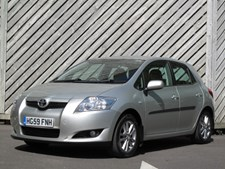 Toyota Auris 1.6 V-Matic TR 5 DOOR HATCH - ONLY 74000 MILES FROM NEW !!