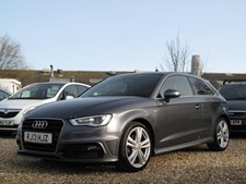 Audi A3 2.0TDI (150ps) S Line 3 DOOR HATCH - FULL HISTORY !!