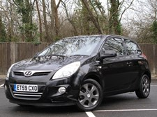 Hyundai I20 1.2 Edition 3 DOOR HATCH - ONLY 62000 MILES - LOW INSURANCE !!