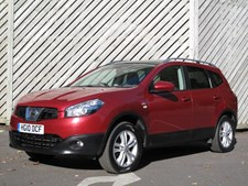 Nissan Qashqai+2 2.0dCi DIESEL N-TEC 5 DOOR SEVEN SEATER HATCH - GREAT VALUE !!