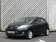 Ford Fiesta 1.25 5DOOR HATCH - LOW INSURANCE !!