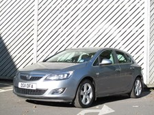 Vauxhall Astra 2.0CDTi SRi 5 DOOR HATCH - OVER 55+ MPG !!!!